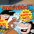 Morph on The Beano