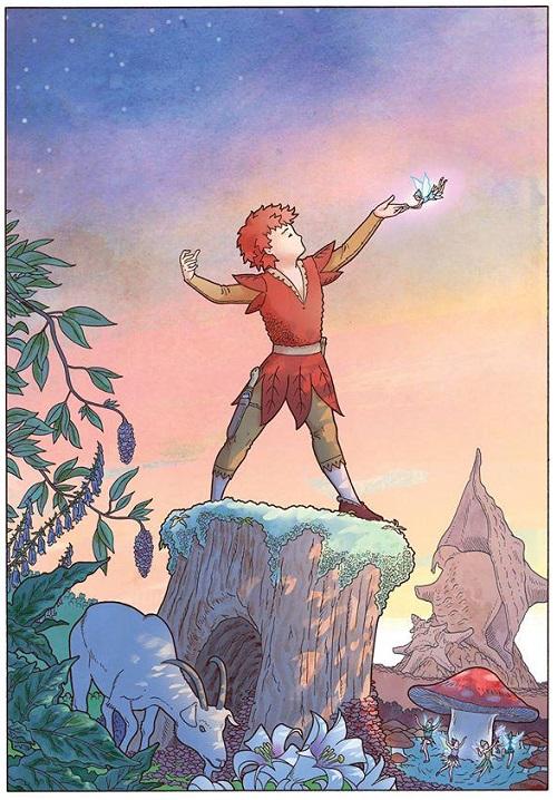 Peter Pan Hero