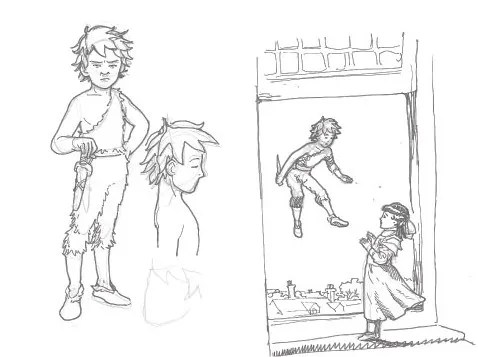 Peter Pan Studies