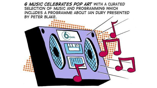 BBC Op Art: BBC Radio 6 Music