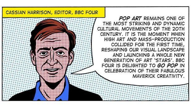 BBC4 Goes Pop: Cassian Harrison