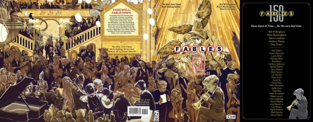 Fables Trade Paperback Volume 22