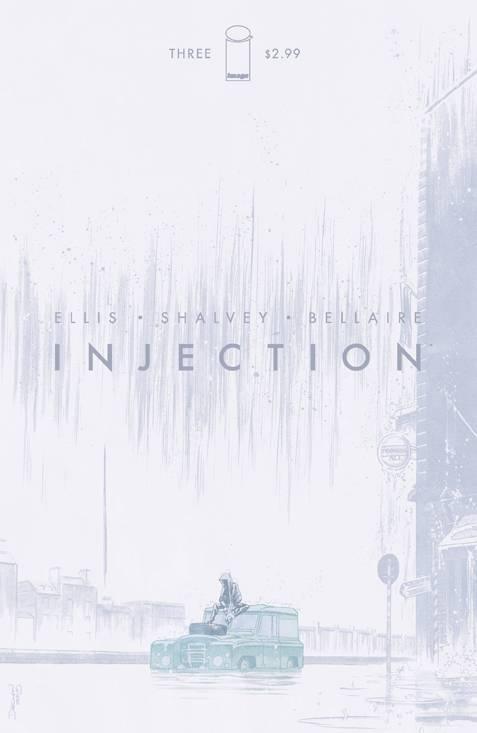 Injection #3 - Regular