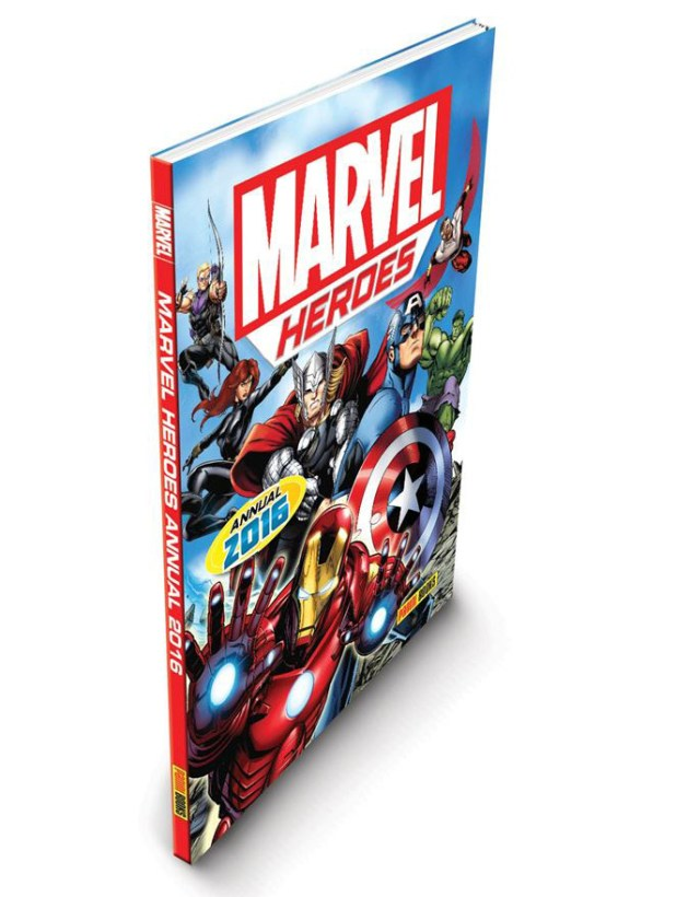 Marvel Heroes Annual 2016