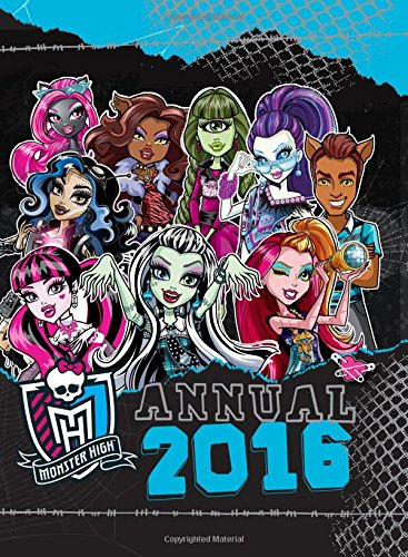 Monster High Annual 2016