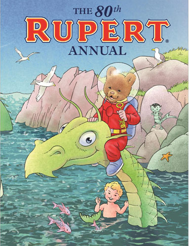 Rupert the Bear Annual 2016