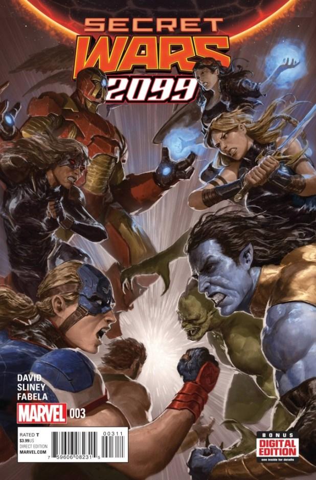 Secret Wars 2099 #3