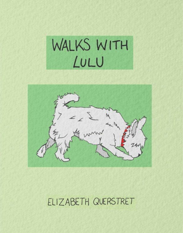 Walks with Lulu - Cover
