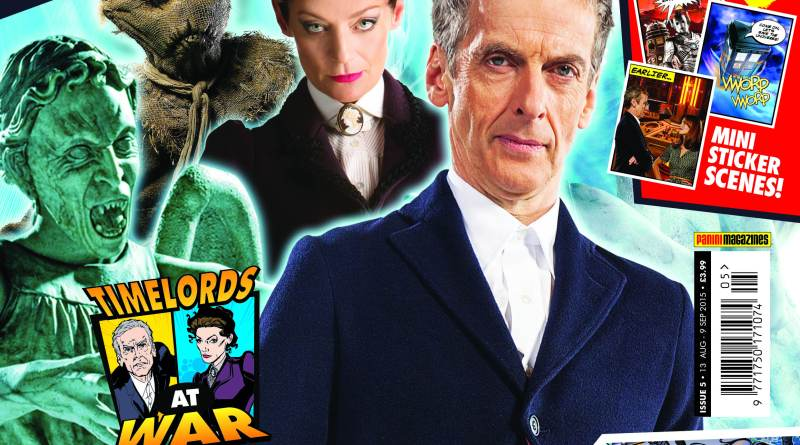 Doctor Who Adventures Issue 5 - Cover