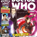 Doctor Who Comic Issue 7