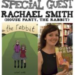 Awesome Comics Podcast Episode 9 - Rachael Smith