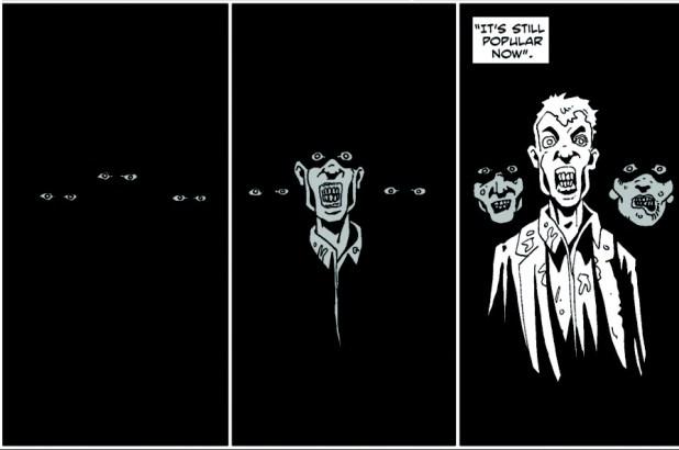 Shaman Kane - Creepy Villains