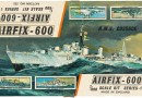 Show and tell: Airfix illustration at the House of Illustration