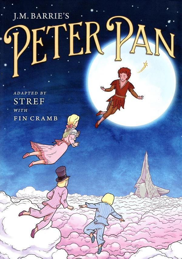 PeterPan Final Cover