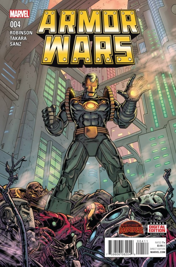 Armor Wars #4