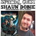 Awesome Comics Podcast Number 8 - Shaun Dobie