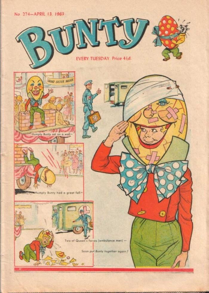 Bunty - 13th April 1963