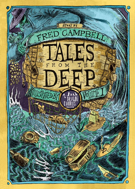 Tales From the Deep - Cover