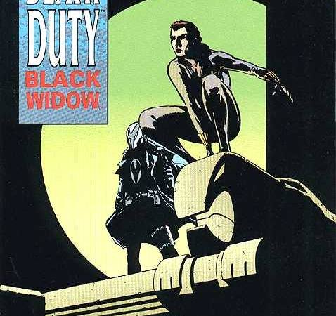 Marvel Curiosities: Night Raven's first major US appearance, alongside Nick Fury and Black Widow
