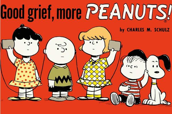 Peanuts Volume Three: Good Grief, More Peanuts