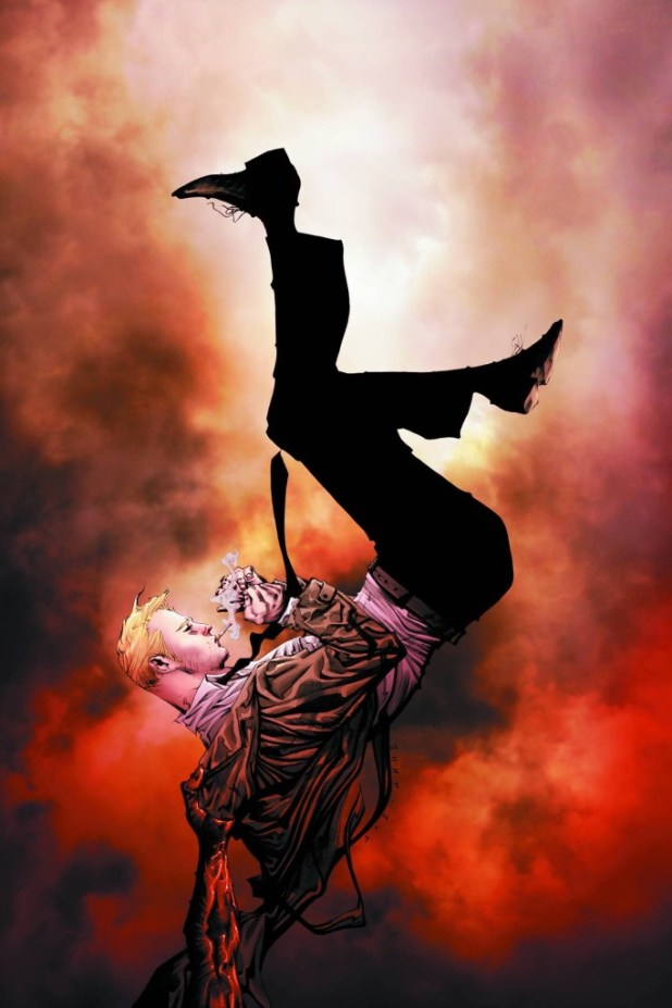 Hellblazer Trade Paperback Volume 11: Last Man Standing