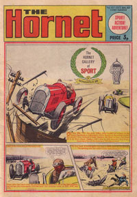 The Hornet - Issue 423, cover dated 16 October 1971