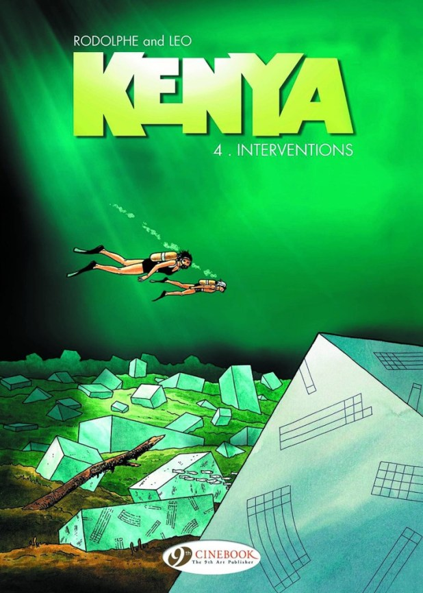Kenya Graphic Novel Volume 4: Interventions