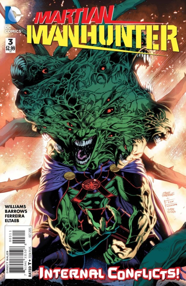 Martian Manhunter #3