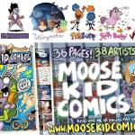 Moose Kids Comic Issue 2 - Promo