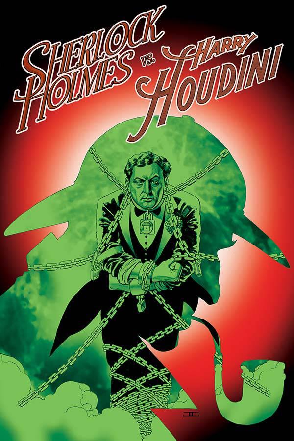 Sherlock Holmes Vs Harry Houdini Trade Paperback