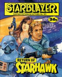 Starblazer 201