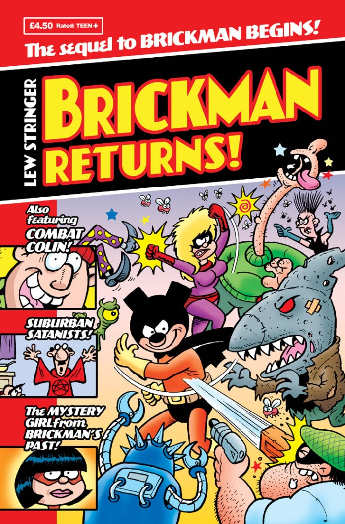 Brickman Returns
