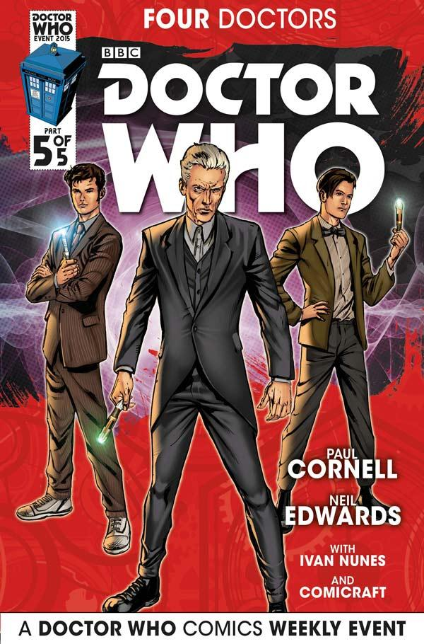 Doctor Who: Four Doctors #5
