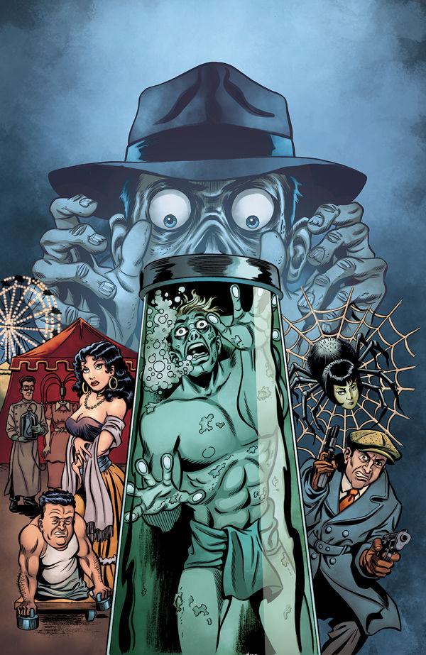 Dead Vengeance #1 - Cover