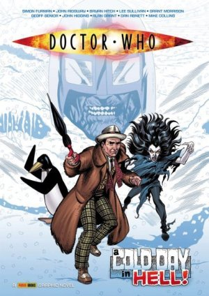 Doctor Who: A Cold Day in Hell