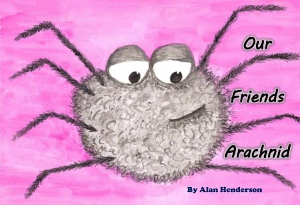 Our Friends Arachnid - Cover