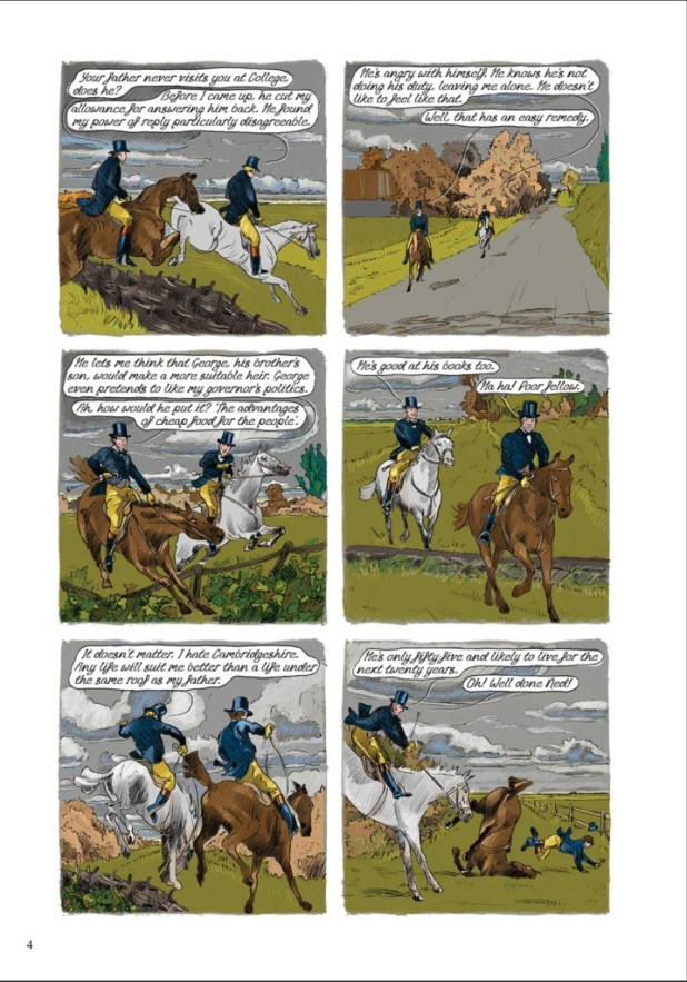 Dispossession By Simon Grennan - Page 4