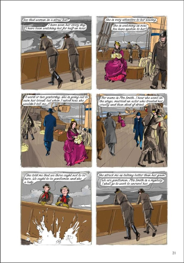Dispossession By Simon Grennan - Page 21