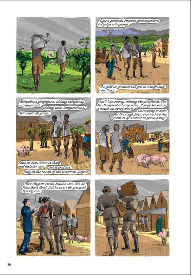 Dispossession By Simon Grennan - Page 36