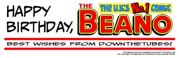Happy 70th Birthday to The Beano!