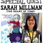 Awesome Comics Podcast Episode 11 - Sarah Millman