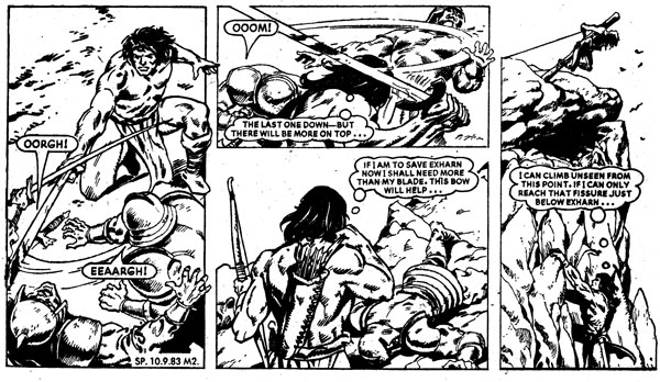 Megax The Warrior