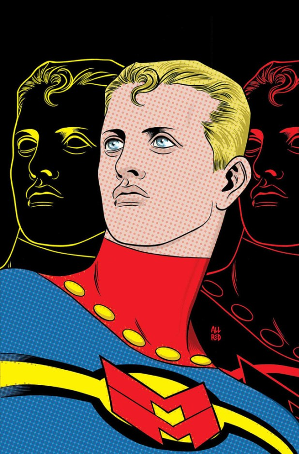 Miracleman By Gaiman And Buckingham #2 - Allred Variant