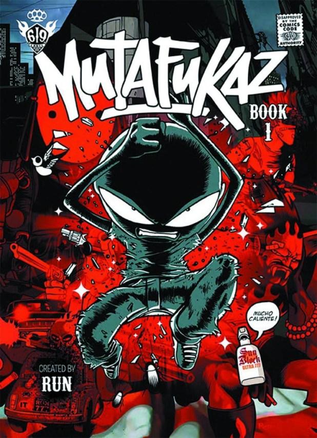 Mutafukaz Graphic Novel