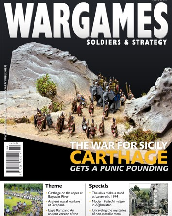 Wargames, Soldiers and Strategy magazine (Issue 80)