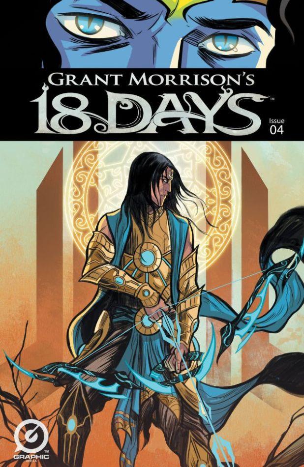 Grant Morrison's 18 Days #4