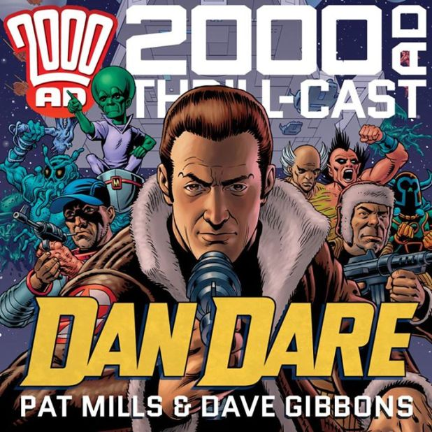 The 2000 AD Thrill-Cast 28 October 2015