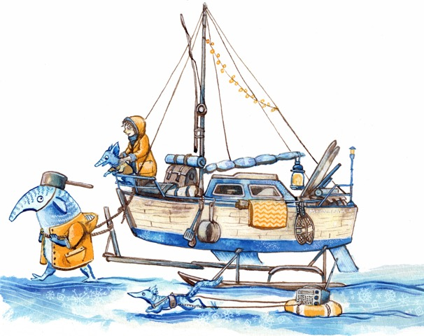 Aimee Lockwood Run Away To Sea