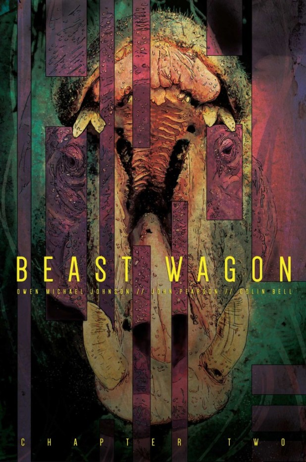Beast Wagon #2 Cover