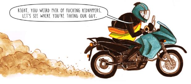 Random Trials #3: Bike